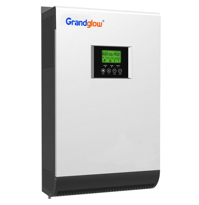 On/Off Grid Hybrid Solar Inverter
